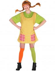 Costume da donna Pippi Calzelunghe™