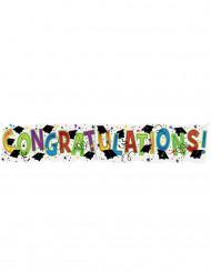 Banner Congratulations per laurea