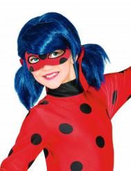 Parrucca blu Ladybug™ per bambina