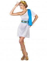 Costume da imperatrice greca da donna