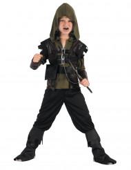 Costume arciere cacciatore per bambino