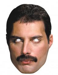 Maschera in cartone Freddie Mercury™