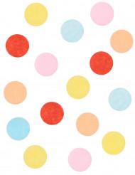 Coriandoli di carta multicolor 20 gr