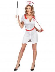 Costume infermiera sexy donna