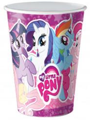 8 bicchieri di cartone My little pony™