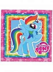 20 tovaglioli My little pony™