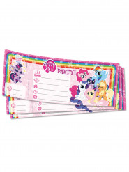 20 inviti di compleanno My little pony™