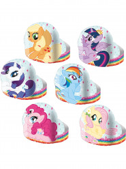 6 diademi di cartone My Little Pony™