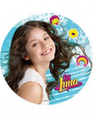Disco di ostia Soy Luna™ modello a caso 20 cm