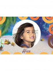 Foglio di zucchero Aloha A3 personalizzabile