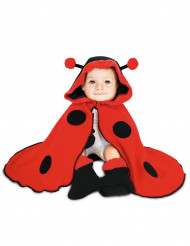 Costume coccinella da neonato