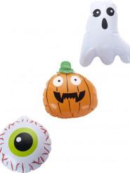 3 mini palloncini per Halloween