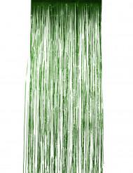 Tenda scintillante verde