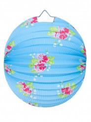 Lanterna sferica liberty blu