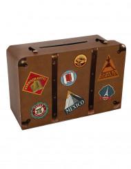 Urna a forma di valigia
