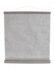 Arazzo in tessuto non tessuto grigio