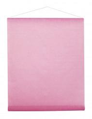 Arazzo in tessuto non tessuto rosa