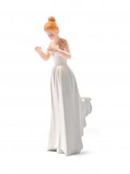 Statuina sposa bionda