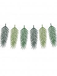 Kit per ghirlanda con foglie esotiche