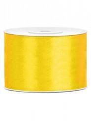 Nastro satinato giallo