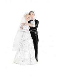 Statuina di sposi classica