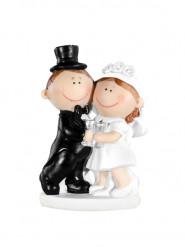 Statuina con sposini