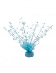 Peso per palloncini ad elio stelle blu
