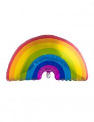 Palloncino alluminio arcobaleno