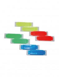 8 mini armoniche colorate