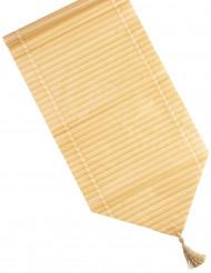 Runner da tavola in finto bambù