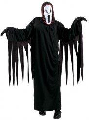 Costume da fantasma nero bambino Halloween