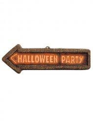 Freccia segnaletica Halloween Party