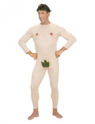 Costume Adamo uomo nudo per adulto