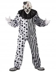 Costume da pagliaccio mostruoso per adulto Halloween f61b73d15f9
