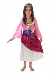 Travestimento da Mulan™ con diadema per bambina