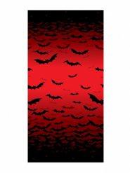 Decorazione murale sanguinante con pipistrelli Halloween