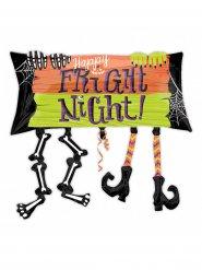 Palloncino alluminio Happy Fright Night