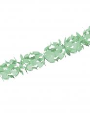 Ghirlanda decorativa verde