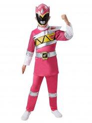 Costume rosa Power Ranger™ deluxe per bambino