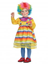 Travestimento da clown per bebe