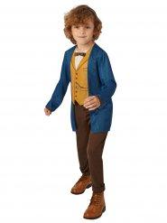 Costume Newt Scamander™ de Gli animali fantastici™ bambino