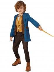 Costume da Newt Scamander™ di lusso per bambino