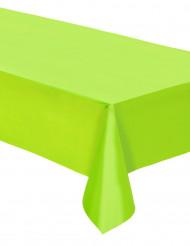 Tovaglia in plastica verde mela