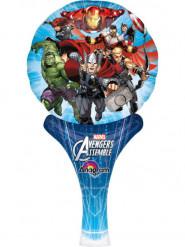 Palloncino in alluminio Avengers™ 15 x 30 cm