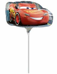 Mini palloncino di alluminio Cars 3™ gonfiato