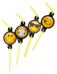 8 cannucce Smiley emoticons™