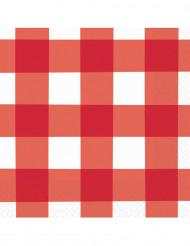16 tovaglioli picnic party