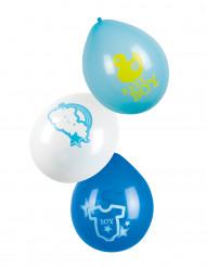 6 palloncini Baby Boy