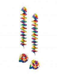 2 sospensioni clown party