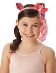 Cerchietto con ciocca di capelli rosa My little Pony™